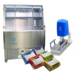 Procesamiento de semen Minitube | ARBiotech