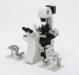 Microscopio ICSI LEICA   ARBiotech