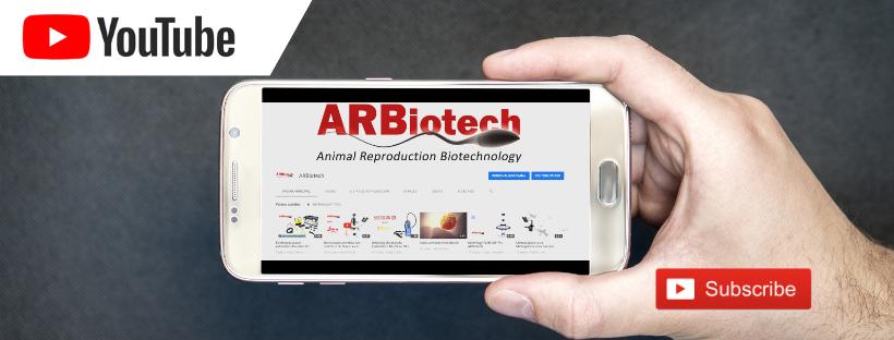 suscribete a nuestro canal de youtube ARBiotech